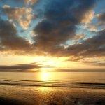 Tahunanui Beach Sunset