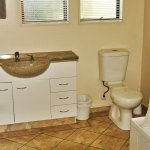 One bedroom unit -bathroom