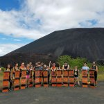 Foto Bigfoot Hostel and Volcano Boarding
