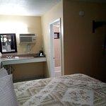 Chambre double, king size bed, très agréable. Confort de literie au top, propreté impeccable.