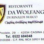 Foto van Da Wolfango