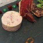 entrée foie gras maison