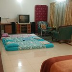 BEAUTIFUL ROOM AND WITH ADDITIONAL BEDS ON REQUEST