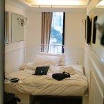 Mini double room