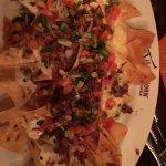 Brisket nachos