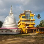 Gangarama Temple, Weligama (the yoga is on the 3nd floor)