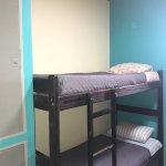 Habitacion Compartida 4 pax maximo, baño privado, Aire Acondicionado