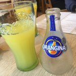 Orangina - they still make it and its great!
