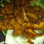 deep fried seafood