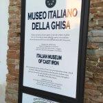 Museo Italiano della Ghisa (Chiesetta di Santa Maria delle Lacrime  ) Picture