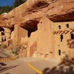 Bild från Manitou Cliff Dwellings
