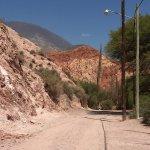 Cerro de los Siete Colores (Berg der sieben Farben) Foto