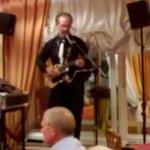 Mr. Piero entertains, Gala Night Oct 17