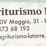 Photo de Agriturismo La Torre