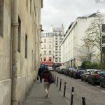 Foto van Qualys Hotel Apolonia Mouffetard Paris 5