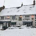 Winter at The Blue Boar