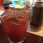 Teeny Tiny Bloody Mary, worst one ever.