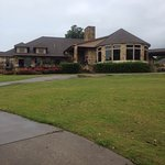 We are located at Legacy Ridge Country Club. This is the Beautiful Club house at Legacy Ridge in