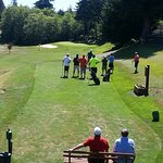 Our Four-Man Scramble is a popular and competitive annual event.