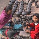 Pottery Square - Bhaktapur, Nepal