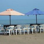 Mar playa y sazón