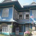 外観…タイ欧折衷様式の建築物