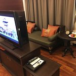 Grand Deluxe Lanna room - sitting area