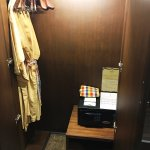 Grand Deluxe Lanna room - closet and safe