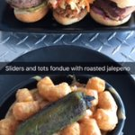 Sliders and tots