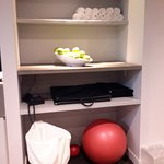 Fitness Centre At Hotel St. Paul, Montreal @DownshiftingPRO