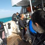 Foto di Funnydivers Diving Center