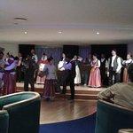 Madeiran dancing