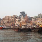 Boat tour on the Ganges