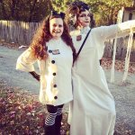 My counterpart - Marie Shelley and the Bride of Frankenstein