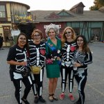 Skellies and the Queen Mum