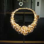 Milky way necklace by Bill Reid.