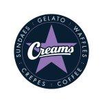 Creams Reading Logo