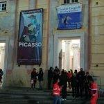 Palazzo Ducale Genova personale di Claudio Cargiolli
