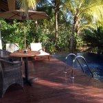 Villa Deck & Pool