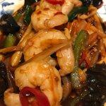 Sea spiced sauce with k-prwan