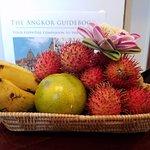 In-room Fruit basket