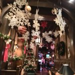 Holiday decor at Churchills 2017