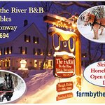 North Conway lodging with sleigh rides