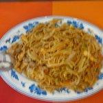 Rýžové nudle 3 chutí