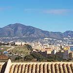 Vista para a cidade de Fuengirola
