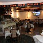 Frühstückssaal täglich ab 08.00 - 10.30 Uhr - Hotel dala Leukerbad