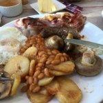 substantial breakfast