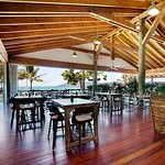 Right on the waters edge in the Whitsundays region of Airlie Beach
