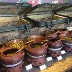 Comida peruana en Olla de Barro, delicioso en su punto
