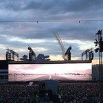 U2, The Joshua Tree Tour, Croke Park